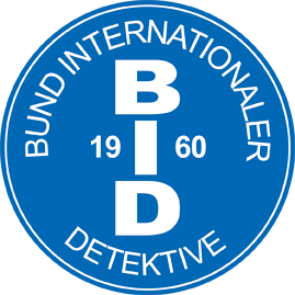 Logo BID – Bund Internationaler Detektive